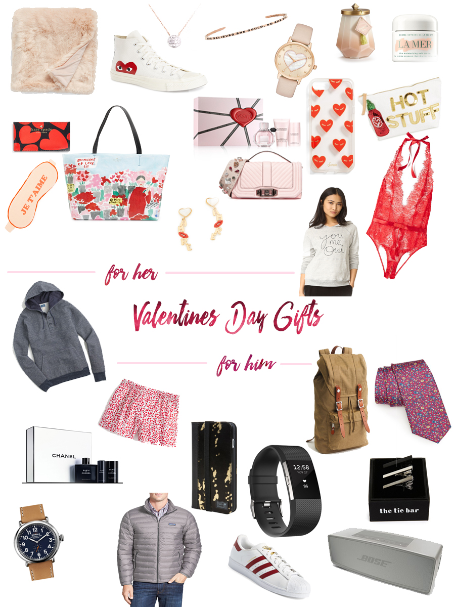 Valentines day gift guide fab gifts for him her miss for Gifts for her valentines day
